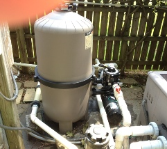 Ocean Blue Pool Services Swiiming Pool Filters Filtration